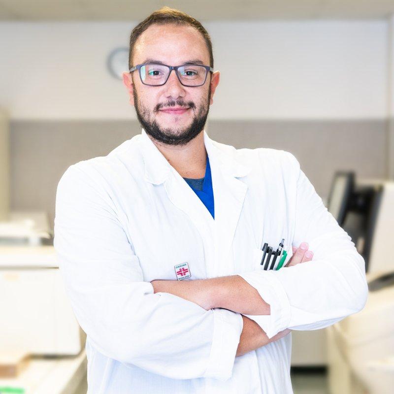 Omnia Medica - Staff - Luigi Alessandro Testa
